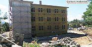 Çankırı - haber18 - Ilgaz'da Yurt İnşaatı Çalışmaları Devam Ediyor - Ilgaz haberleri
