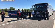 Çankırı - haber18 - Jandarma  Ekipleri 17  Göçmen Yakaladı - Kurumlar