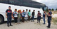 Çankırı - haber18 - Jandarma Ekipleri 6 Göçmeni Yakaladı - Kurumlar