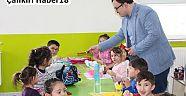 Çankırı - haber18 - Kaymakam Gökmenoğlu, Çerkeş Anaokulunu Ziyaret Etti - Çerkeş haberleri