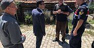 Çankırı - haber18 - Kaymakam Kılıç, Ayva/ Belkavak ve Çiçek Köylerini Ziyaret Etti - Yapraklı haberleri