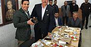 Kaymakam Şehit Yakınları ve Gazilerimize Kahvaltı programı düzenlendi  Haberleri - Çankırı Haber18