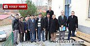 Çankırı - haber18 - Kaymakam Servet Güngör Köy Ziyaretlerine Devam Ediyor - Çerkeş haberleri