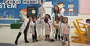 Kış Atölyeleri 180 Çocuğun Katılımı ile Başladı - Belediye Haberleri - Çankırı - haber18
