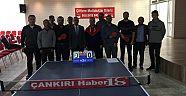 Korgun Masa Tenisi Turnuvası düzenlendi  Haberleri - Çankırı Haber18
