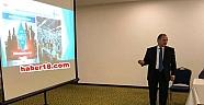 Çankırı - haber18 - Korgun Organize Sanayi Bölgesi İstişare Toplantısı Yapıldı - Korgun Haberleri