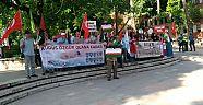 Çankırı - haber18 - Kudüs'ün Özgürlüğü İçin Toplandılar - STK