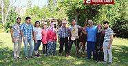 Çankırı - haber18 - Kurbanları İle Hatıra Fotoğrafı Çektirdiler - Genel Haber