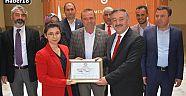 Çankırı - haber18 - Mazbatasını Alan Mehmed Öztürk Görevine Başladı - Ilgaz haberleri