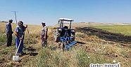 Çankırı - haber18 - Merkez Bozkır'da Yangın Buğdayları Yaktı - Genel Haber