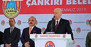 Çankırı - haber18 - MHP Lideri Bahçeli, Belediyeyi Ziyaret Etti  - Siyaset Haberleri