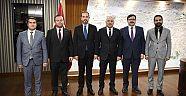 Milletvekili İle Başkan, Şabanözü ve Eldivan İçin Ziyarette Bulundular  Haberleri - Çankırı Haber18