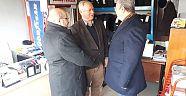 Milletvekili  Akbaşoğlu Çerkeş'te Esnafları Ziyaret Etti  Haberleri - Çankırı Haber18