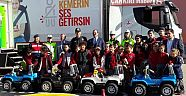 Mobil Trafik Eğitim Tırı Okullarımızda  Haberleri - Çankırı Haber18