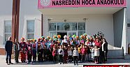 Nasreddin Hoca Anaokulunu ziyaret ettiler  Haberleri - Çankırı Haber18