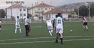 Orta Ve Şabanözü Kaymakamlığı Futbol Müsabakası - Spor - Çankırı - haber18