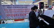 Çankırı - haber18 - Özel Günler Özel Eller Festivali Gerçekleştirildi - Üniversite