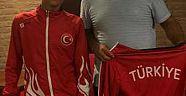 Çankırı - haber18 - Paralimpik Milli Tenisçi Yunus Emre Arslan Gururumuz Oldu - Çankırı Spor