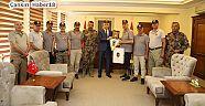 Çankırı - haber18 - Polis Özel Harekat Gazilerimiz Ziyaretlerde Bulundular - Kurumlar