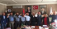 Şabanözü Belediye Meclisi Barış Pınarı Harekat'ına Destek Bildirisi  - Şabanözü - Çankırı - haber18