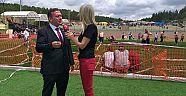 Şabanözü Beyaz TV'de  - Şabanözü - Çankırı - haber18