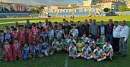 Şabanözü Bld. Spor Kulübü U-13 Takımı Şampiyon oldu. - Şabanözü - Çankırı - haber18