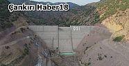 Merkez Dereçatı Barajının Yapımı Tamamlandı  Haberleri - Çankırı Haber18