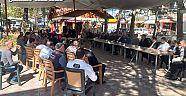 Şabanözü'nde Muhtarla ve Halk Toplantısı Yapıldı - Şabanözü - Çankırı - haber18