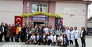 Çankırı - haber18 - Şehit  Murat Ustaoğlu Anadolu Lisesi TÜBİTAK 4006 Bilim Fuarı  - Kurşunlu Haberleri