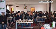 Çankırı - haber18 - Tarım İl Müdürlüğü Sigorta Bilgilendirmesi Yaptı - İl Tarım ve Orman Müdürlüğü