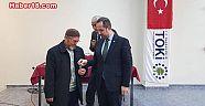 Çankırı - haber18 - TOKİ Sahipleri Anahtarlarını Teslim Aldı - Atkaracalar Haberleri