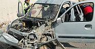 Tüney Mevkiinde Kaza 1 Ölü.2 Yaralı  Haberleri - Çankırı Haber18
