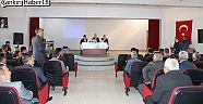 Vali Aktaş Başkanlığında  Kızılırmak  Muhtarlar Toplantısı Yapıldı  Haberleri - Çankırı Haber18