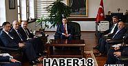 Çankırı - haber18 - Vali Aktaş Hayırlı Olsun Ziyaretlerinde Bulundu - Valilik Haberleri