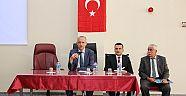 Çankırı - haber18 - Vali Başkanlığında Atkaracalar'da Muhtarlar Toplantısı - Atkaracalar Haberleri