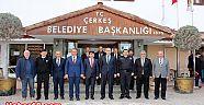 Çankırı - haber18 - Vali Başkanlığında  Muhtarlar Toplantısı Çerkeş'te yapıldı - Çerkeş haberleri