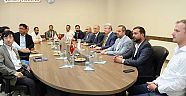 Çankırı - haber18 - Vali Hamdi Bilge Aktaş, Fabrikaları Ziyaret Etti - Valilik Haberleri