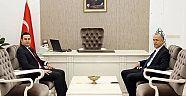 Çankırı - haber18 - Vali Hamdi Bilge Aktaş, Korgun İlçe Ziyaretinde Bulundu - Korgun Haberleri