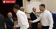 Çankırı - haber18 - Valilik Protokol Bayramlaşması Gerçekleştirildi - Valilik Haberleri