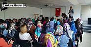 Velilerle Buluşma Toplantısı Gerçekleştirildi - Eğitim - Çankırı - haber18