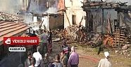 Çankırı - haber18 - Yapraklı Ayseki-Pirgayip de Büyük Yangın - Yapraklı haberleri