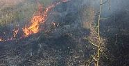 Yapraklı da Yangın  - Yapraklı - Çankırı - haber18