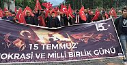 Çankırı - haber18 -  Yapraklı Halkı 15 Temmuz Gecesi Nöbetteydi - Yapraklı haberleri