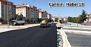 Yeni Araç Köprüsünün Bağlantı Yolları Asfaltlandı - Belediye Haberleri - Çankırı - haber18