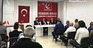 Çankırı - haber18 - Yeniden Refah İlimizde Teşkilatlanıyor - Siyaset Haberleri