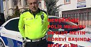 Çankırı - haber18 - Yol Kontrolünde Polis Mevlüt Metin Şehit Oldu - Yapraklı haberleri