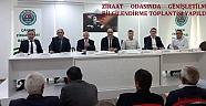 Çankırı - haber18 - Ziraat Odasında Genişletilmiş Bilgilendirme Toplantısı Yapıldı - STK