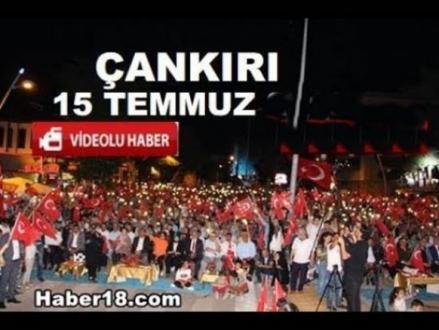 15 Temmuz İlk Saatlerinde yaşananlar. 2016, 2017, 2018 ve 2019 yıllarında Çankırı'da Yaşananlar video görselleri - Çankırı Genel Haber Haber18 - attorney at law ,boat yacht  wealth luxury