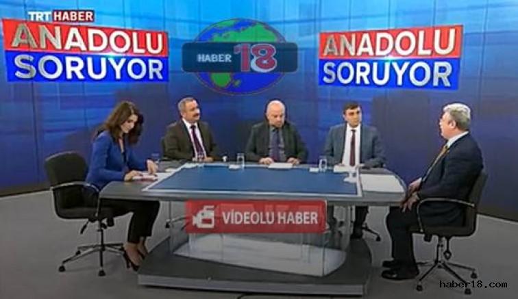TRT Haber'de Çankırı Konuşuldu