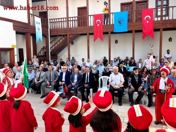 Çankırı - Türk Ocakları Geleneği Devam Ettirdi. - STK haber18 haberleri